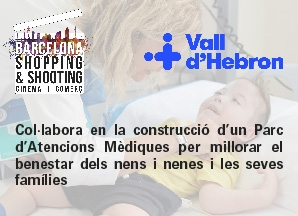 Shopping & Shooting_ Vall d'Hebron
