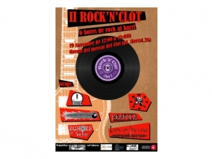 Rock & Clot a la Festa Major