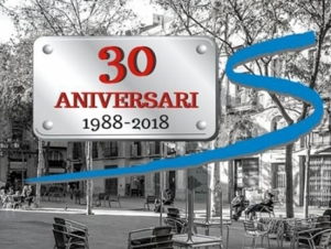30 años de Sants Establiments Units
