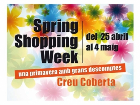 Celebra la Spring Shopping Week