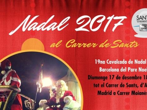 cabalgata papa noel 2018 barcelona Fundació Barcelona Comerç, Cabalgata de Papa Noel cabalgata papa noel 2018 barcelona