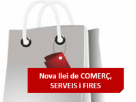 Nova Llei Comerç, Serveis i Fires (18/2017)