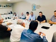 Visita del Regidor Collboni a Barcelona Comerç