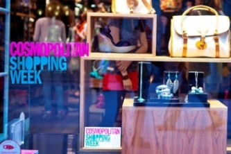 Cosmopolitan Shopping Week en Barna Centre