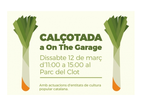 Calçotada a On The Garage